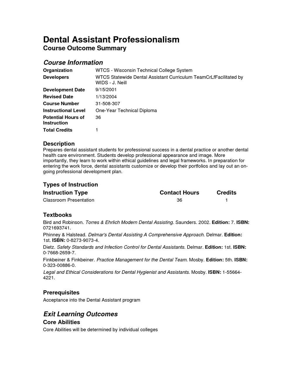 Free Teaching Assistant Cv Templates