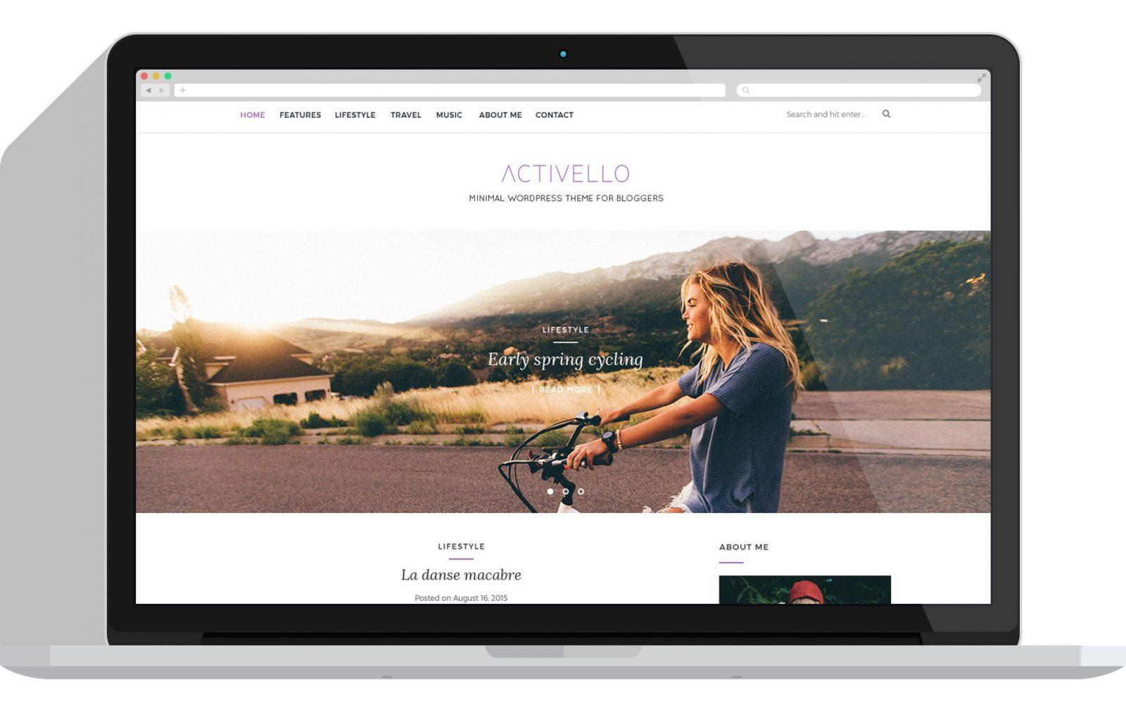 Free Template For Wordpress