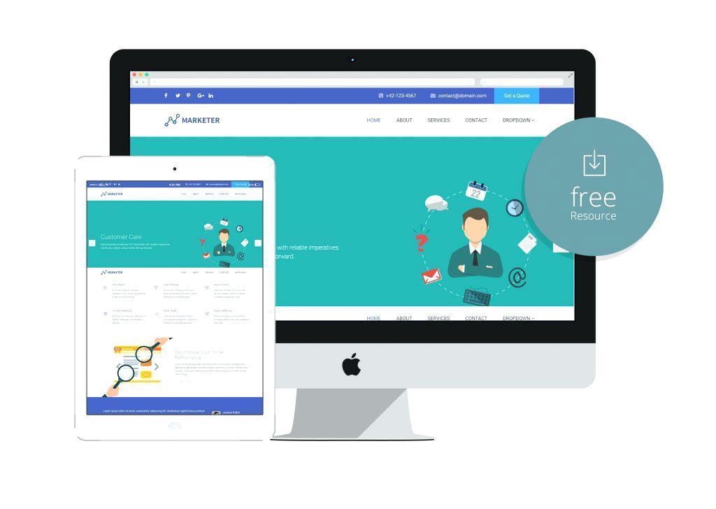 Free Travel Agency Wordpress Website Templates