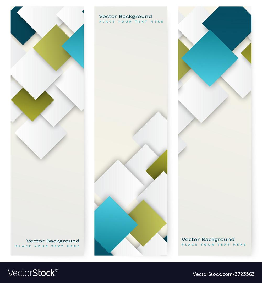 Free Vertical Banner Template