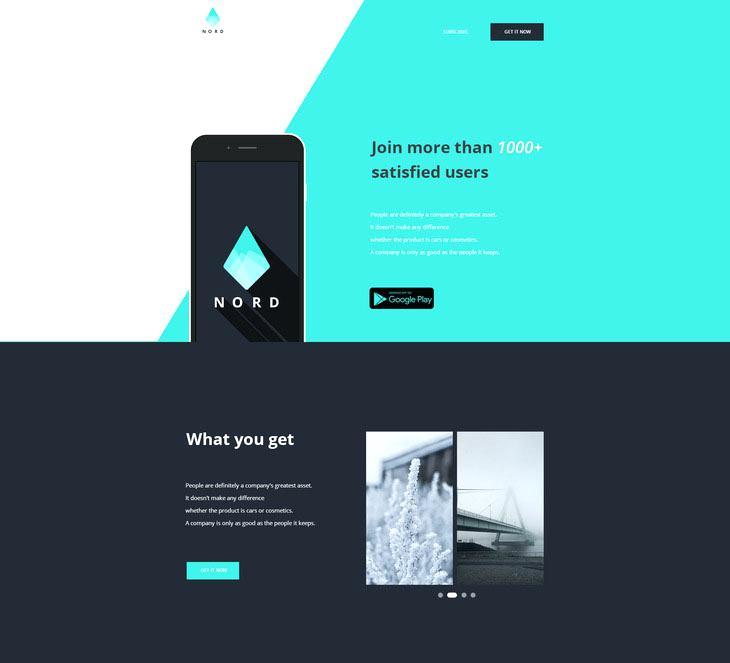Funky Website Templates Free Download