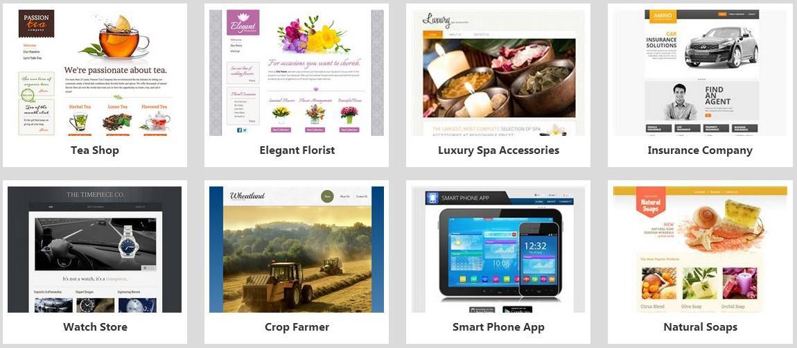 Godaddy Wordpress Website Templates
