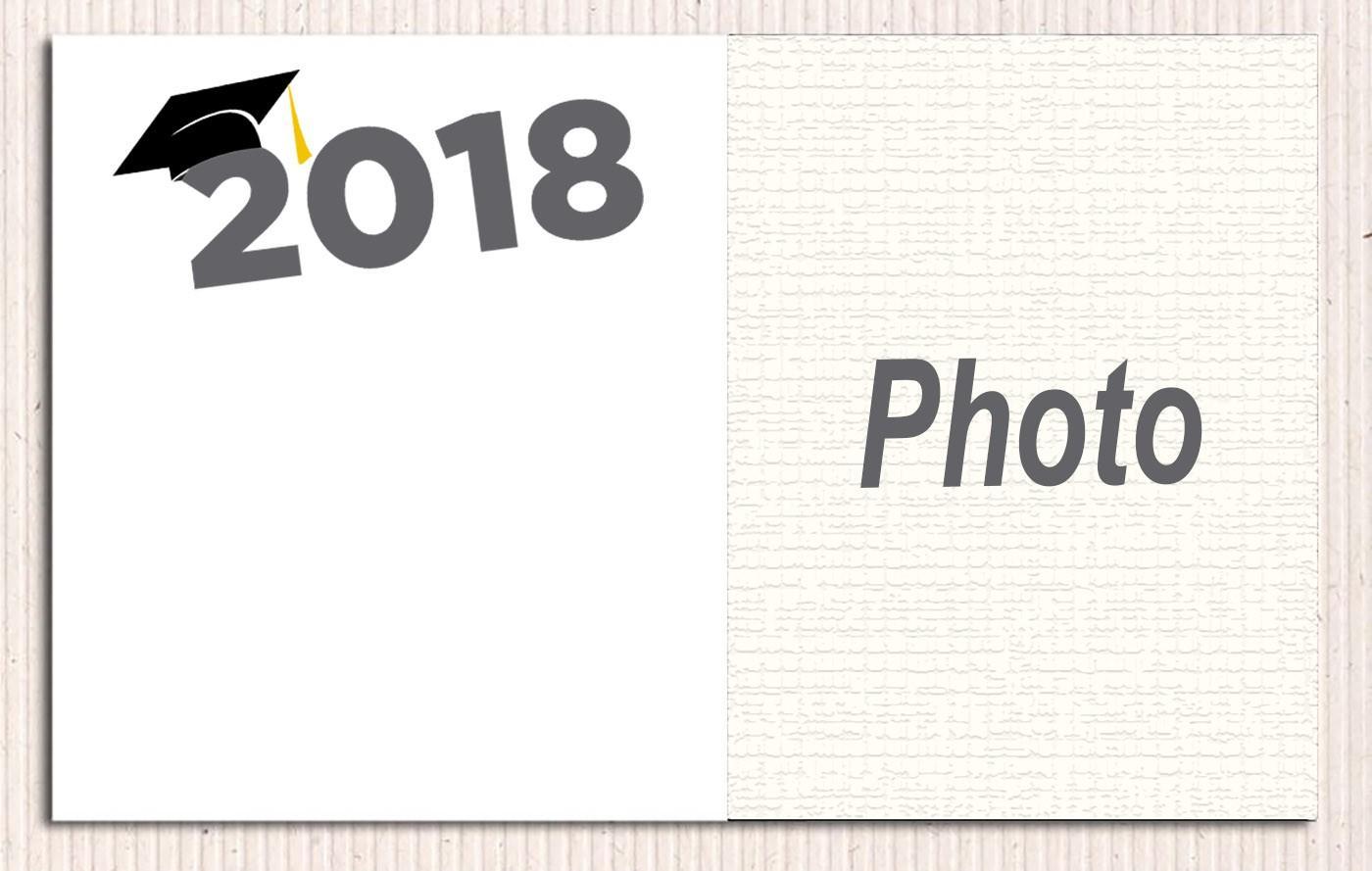 Graduation Invitations Templates 2018