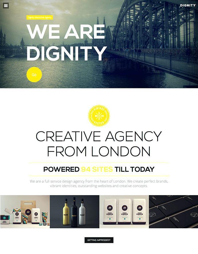 Graphic Design Portfolio Website Templates Free Download