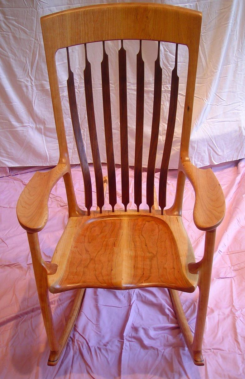 Hal Taylor Rocking Chair Templates