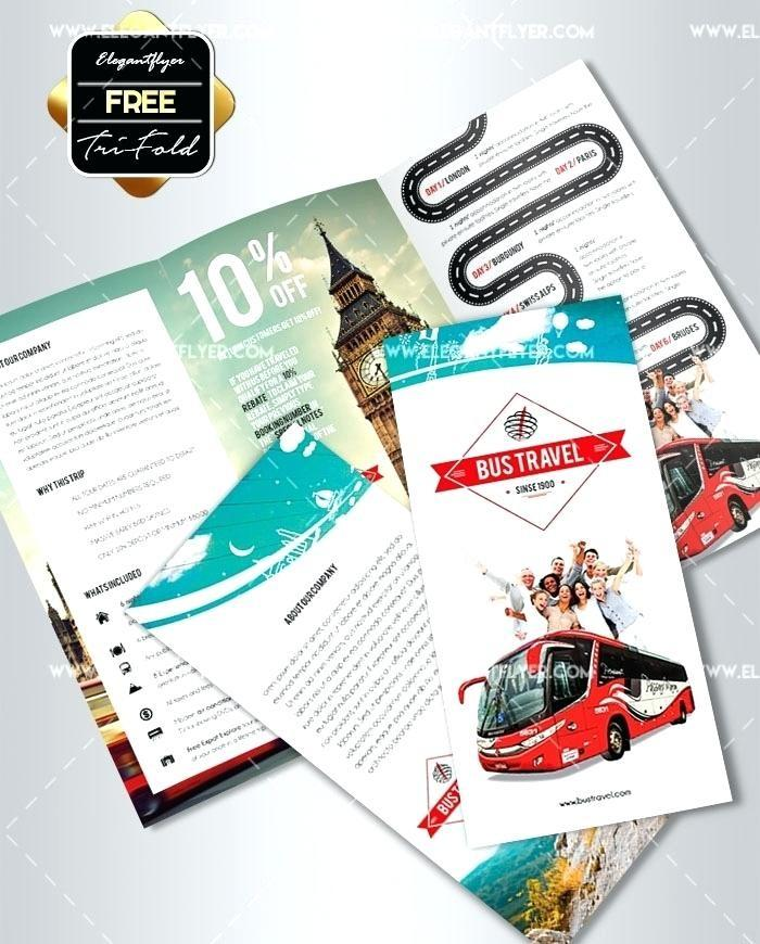 Half Page Flyer Template Free Word - Templates #91736