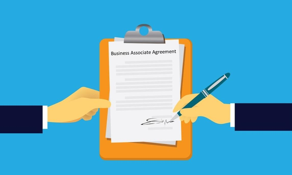 Hipaa Business Associate Contract Template