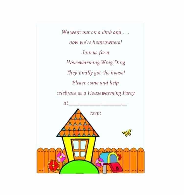 Housewarming Invitation Templates In Marathi