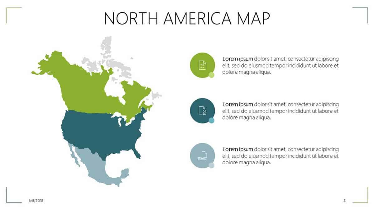 India Map Powerpoint Templates