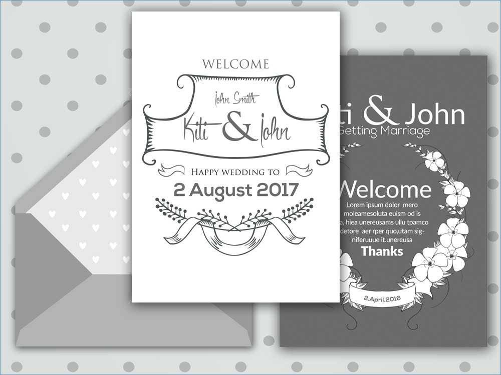 Indian Wedding Invitation Templates For Friends