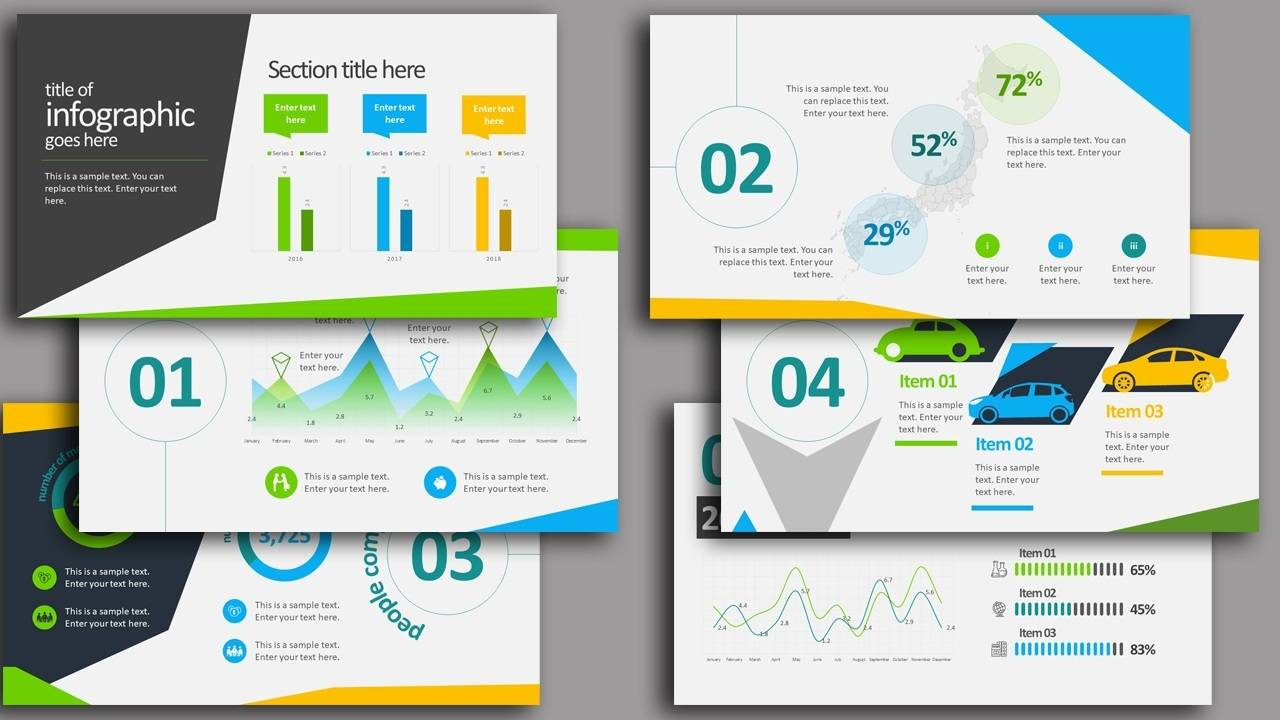 Infographics Templates For Powerpoint
