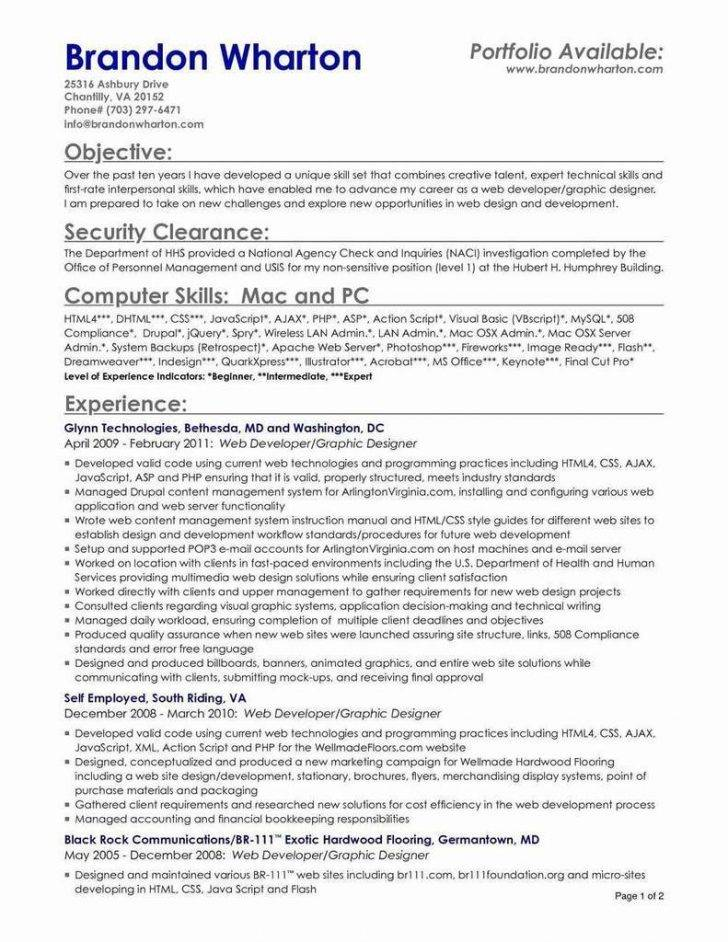 Instant Resume Templates Free