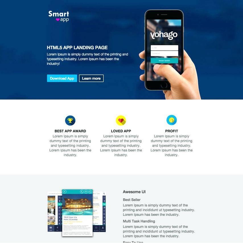 Insurance Website Templates Wordpress Free