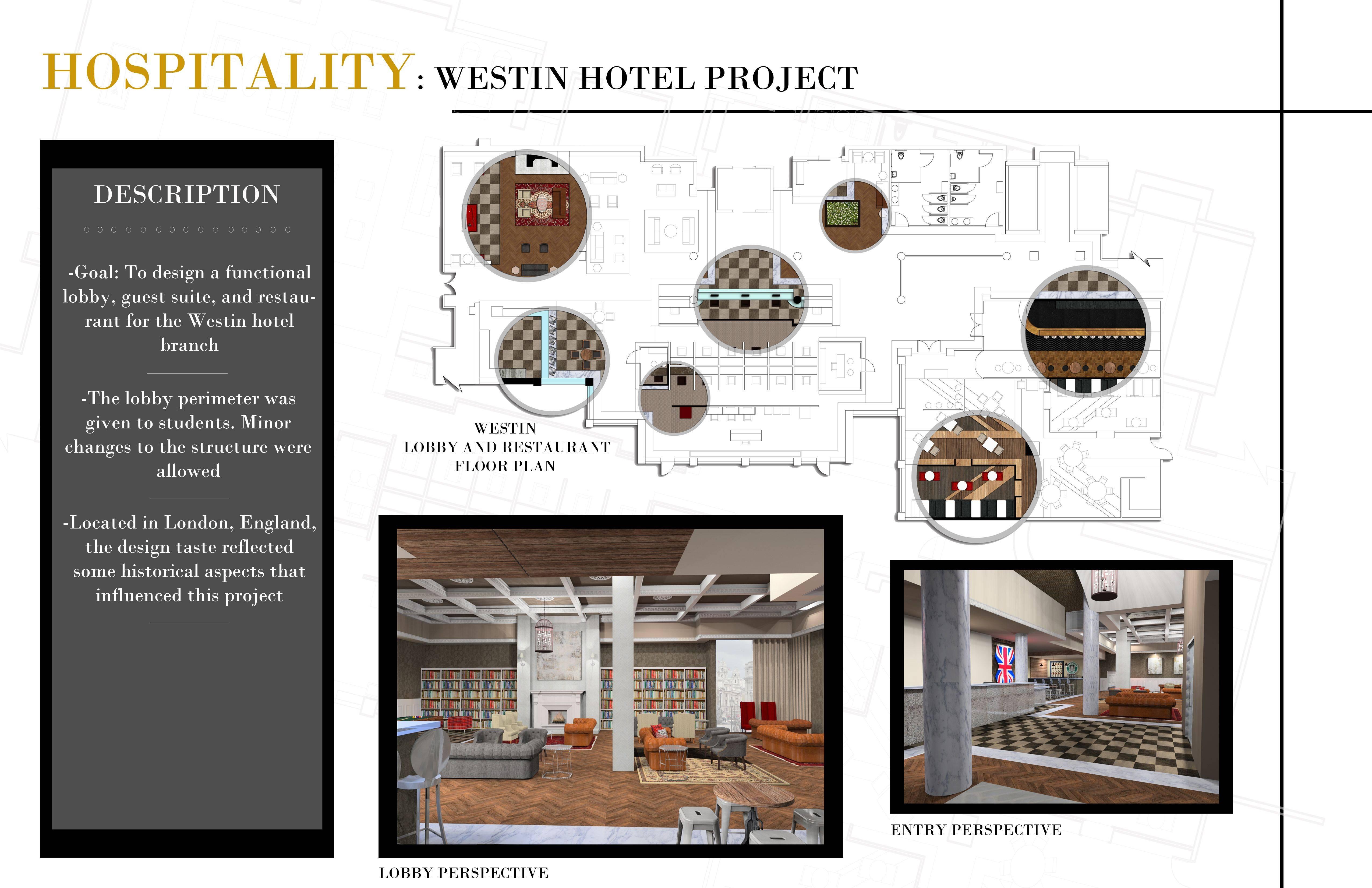 Interior Design Portfolio Templates