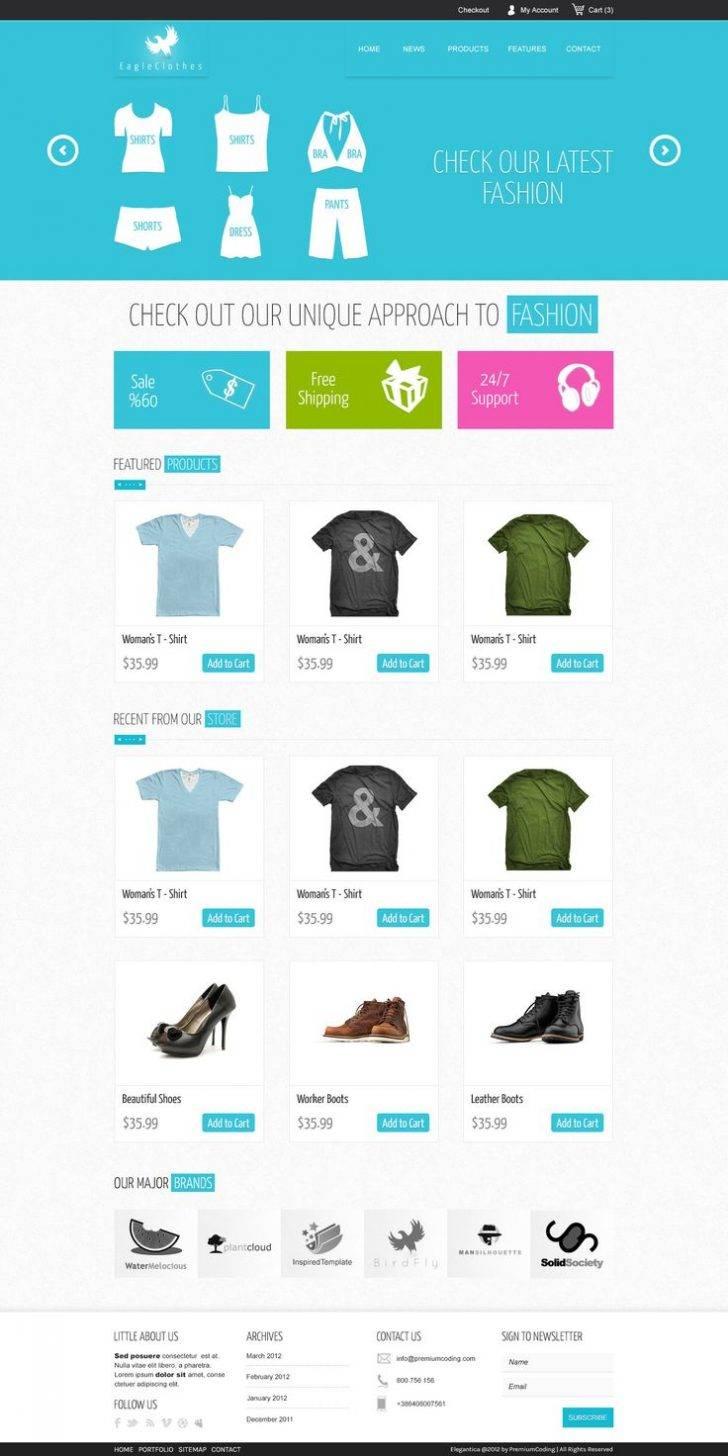 Intranet Website Design Templates