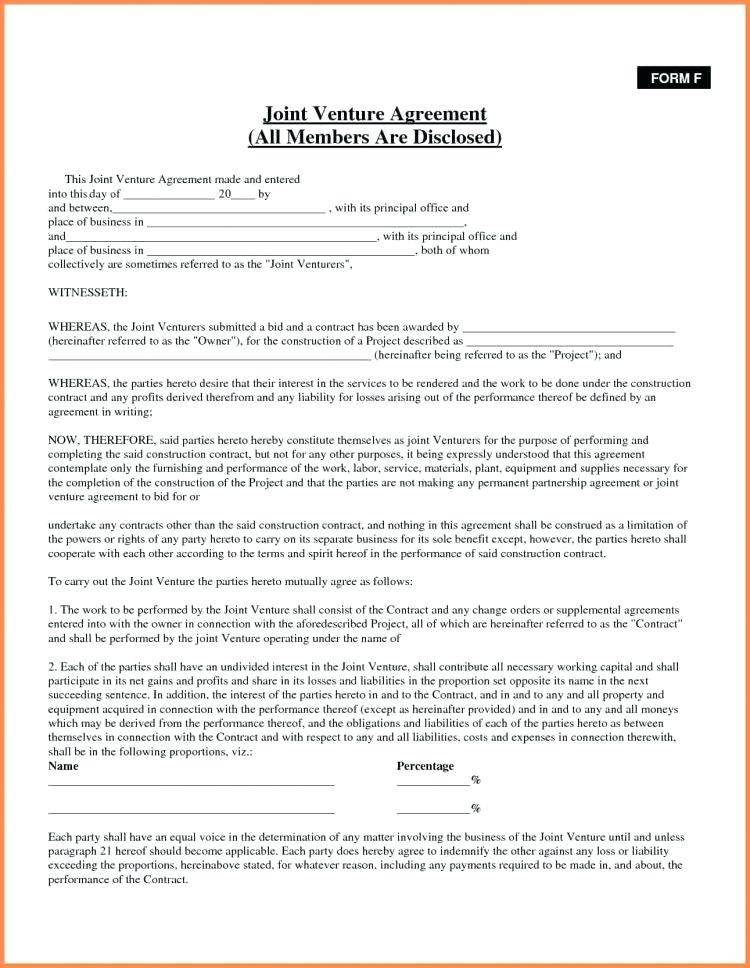 Investment Agreement Template Singapore
