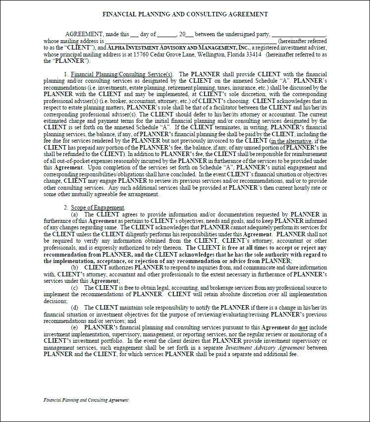 Investor Agreement Template Pdf