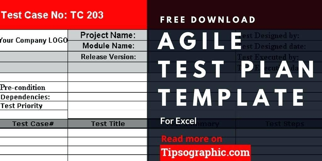 Janet Gregory Agile Test Plan Template