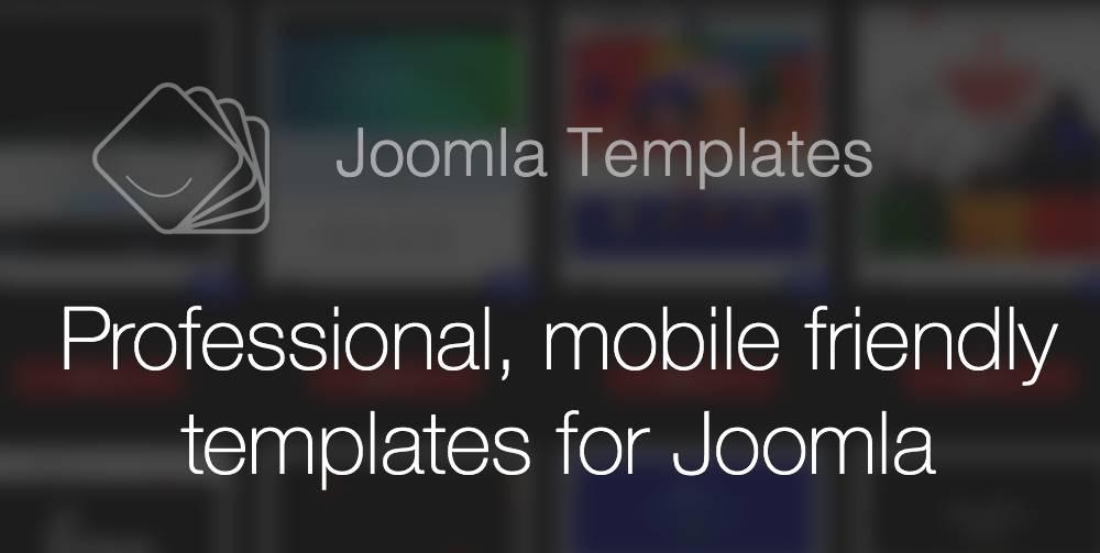 Joomla 3.x Professional Templates