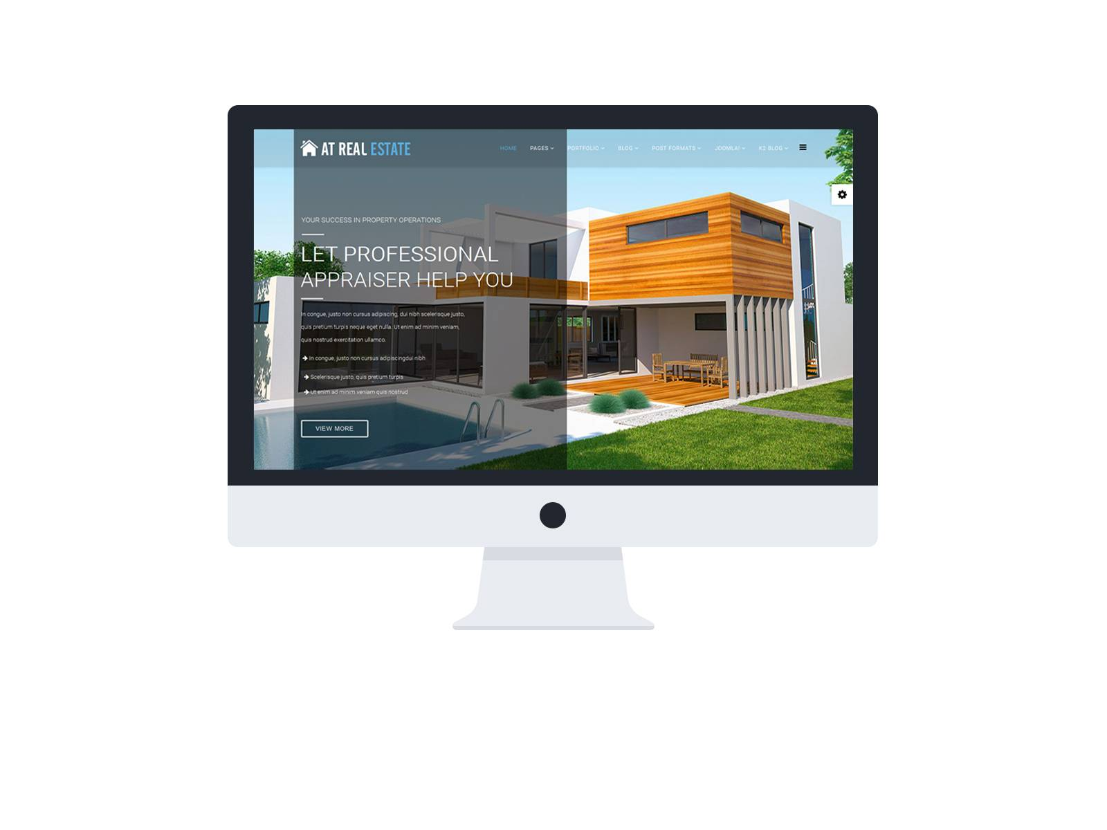 Joomla Real Estate Templates Free