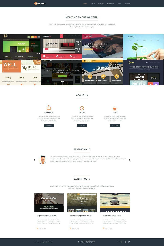 Joomla Template Creator Software Free Download