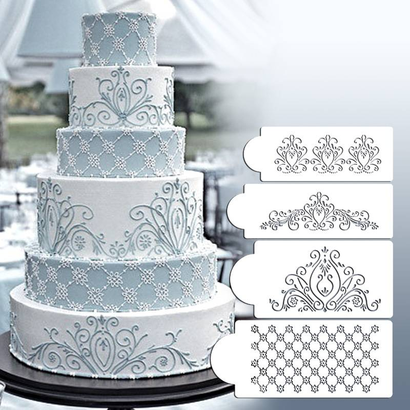 Lace Templates For Cakes