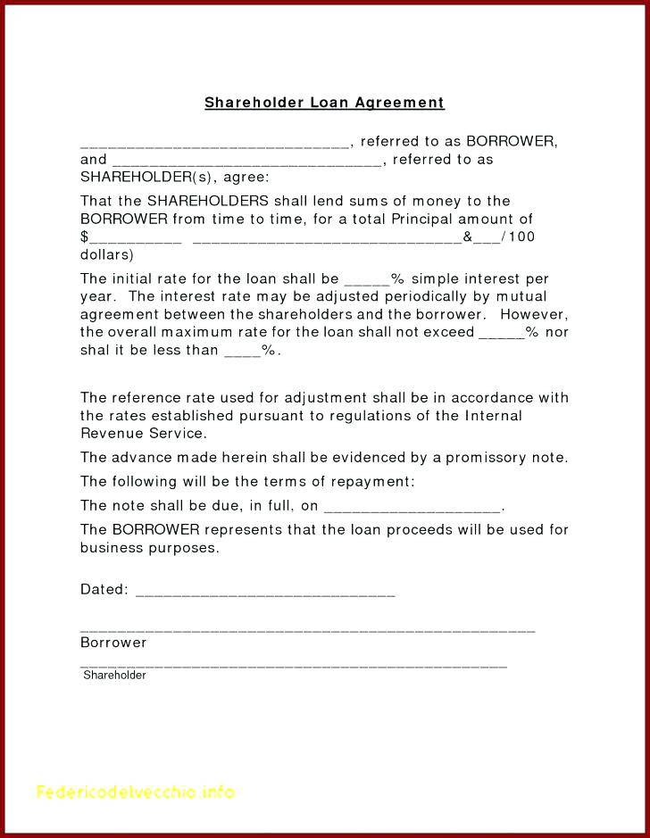 Loan Agreement Promissory Note Template