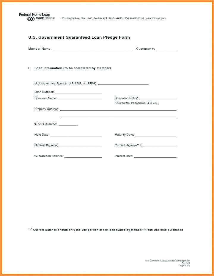Loan Contract Template South Africa