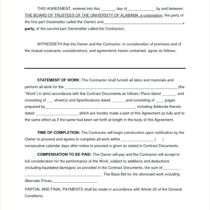 Lottery Syndicate Contract Template Templates Otc3mjk