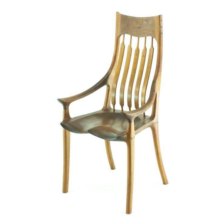 Maloof Rocking Chair Templates