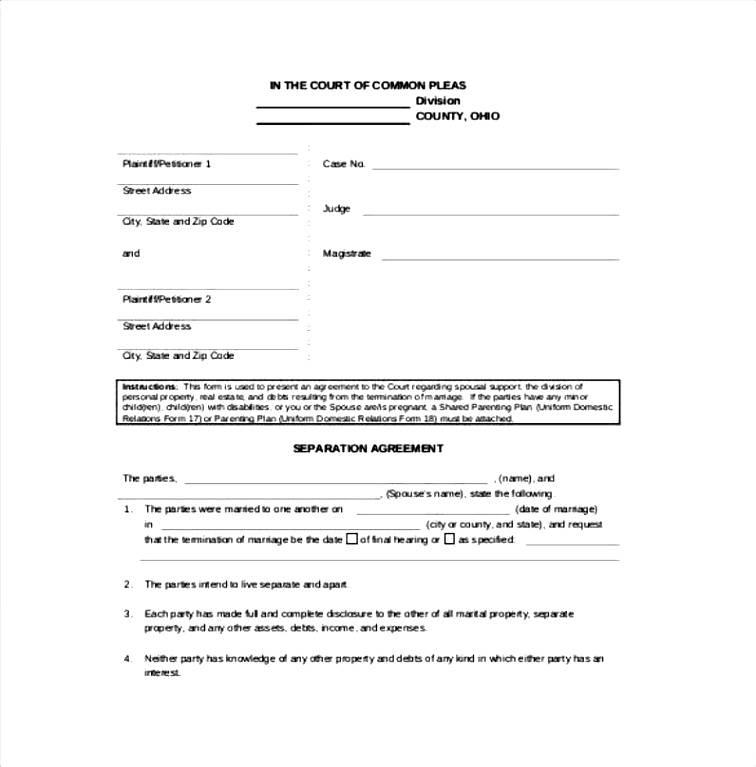 Template Affidavit Of Bona Fide Marriage - Templates #157285