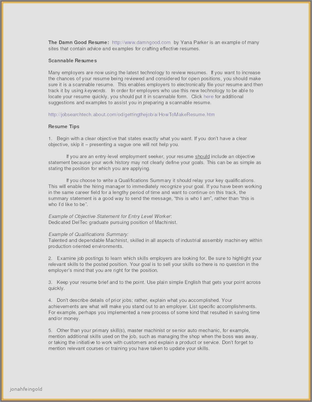 Mechanic Cv Template Free - Templates #115840   Resume Examples