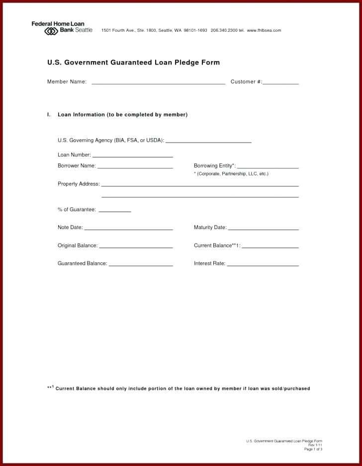 Medical Equipment Loan Agreement Template