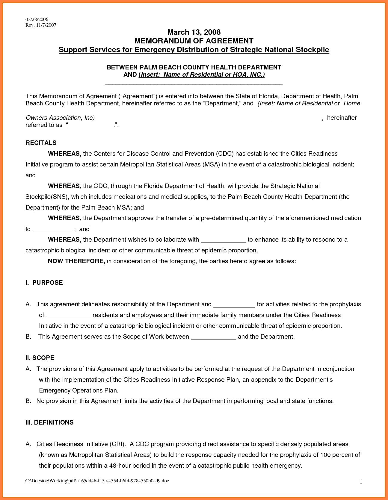 Microsoft Office Lease Agreement Template
