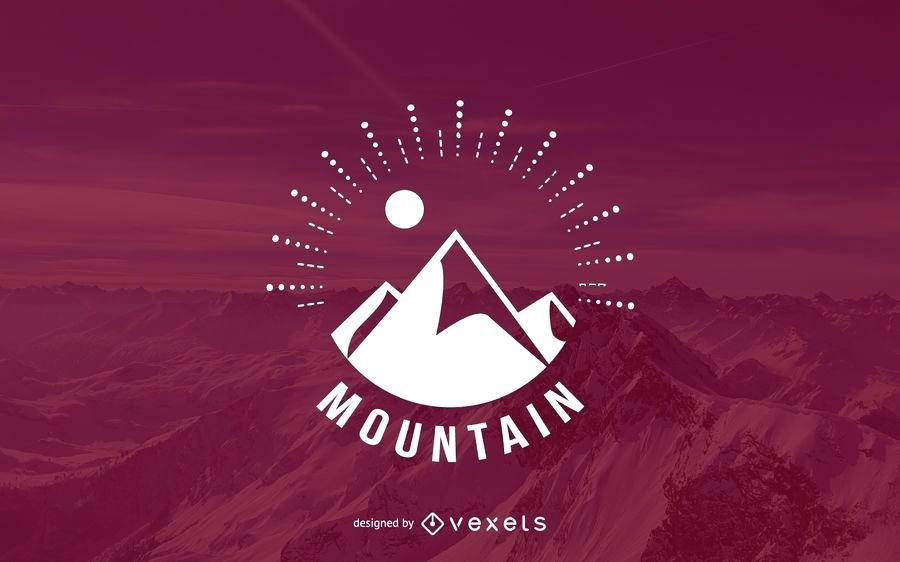 Mountain Logo Reveal After Effects Templates