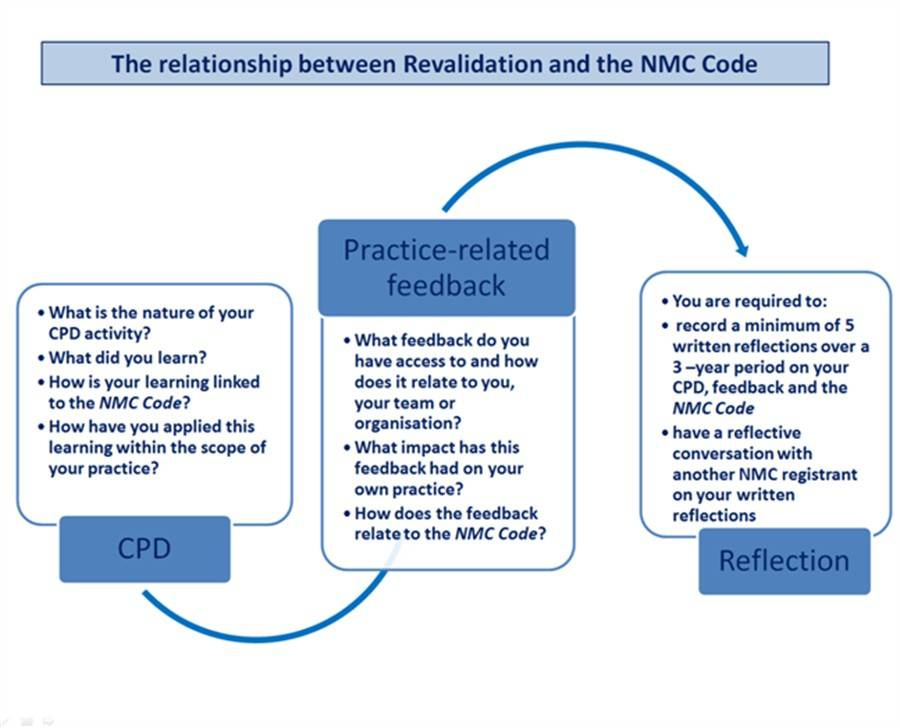 Nmc Nursing Portfolio Template