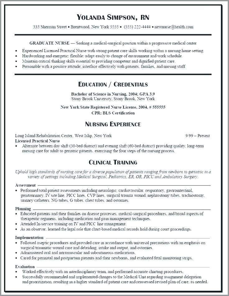 Free Nurse Practitioner Resume Templates - Templates ...