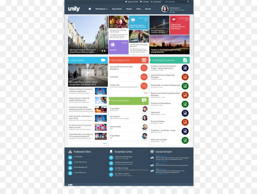 Office 365 Sharepoint Template