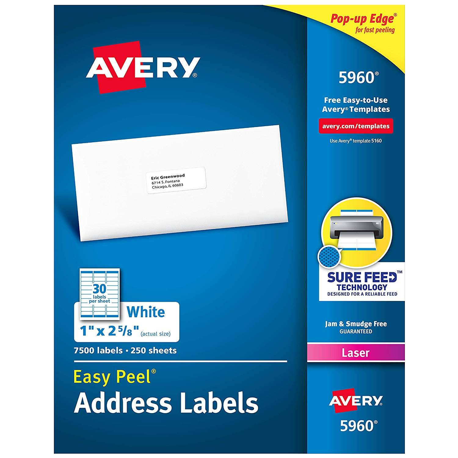 Office Depot 2x4 Shipping Label Template