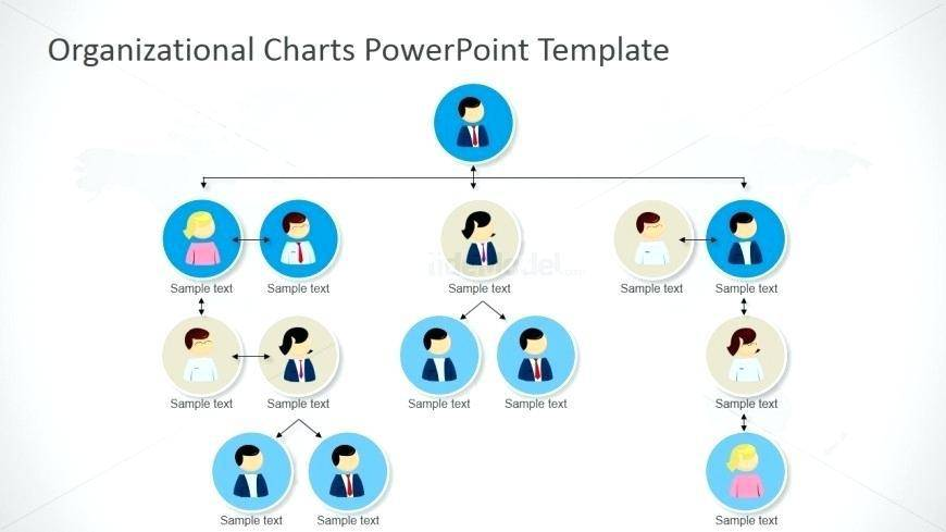Org Chart Template Powerpoint Download