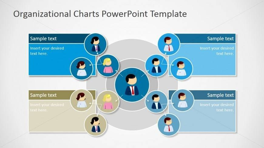 Org Chart Template Powerpoint Free Download