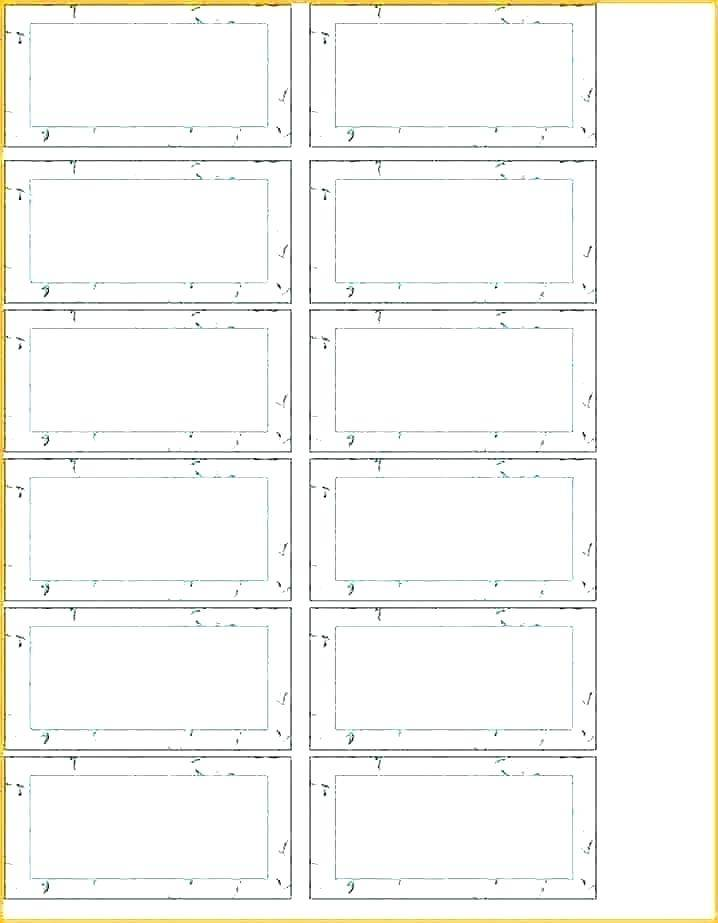 Pendaflex Hanging File Folder Labels Template