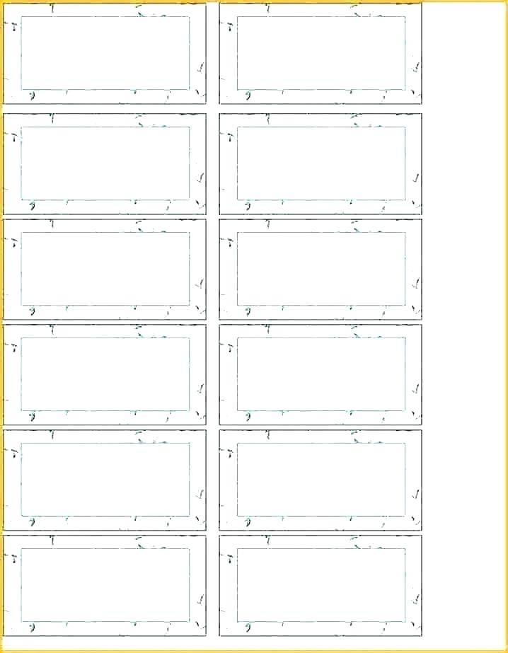 Pendaflex Hanging File Folder Labels Template