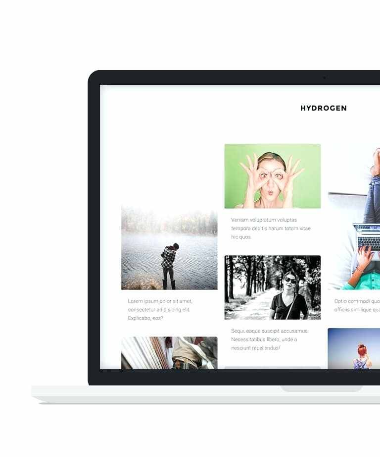 Photography Portfolio Website Templates Html5 Free