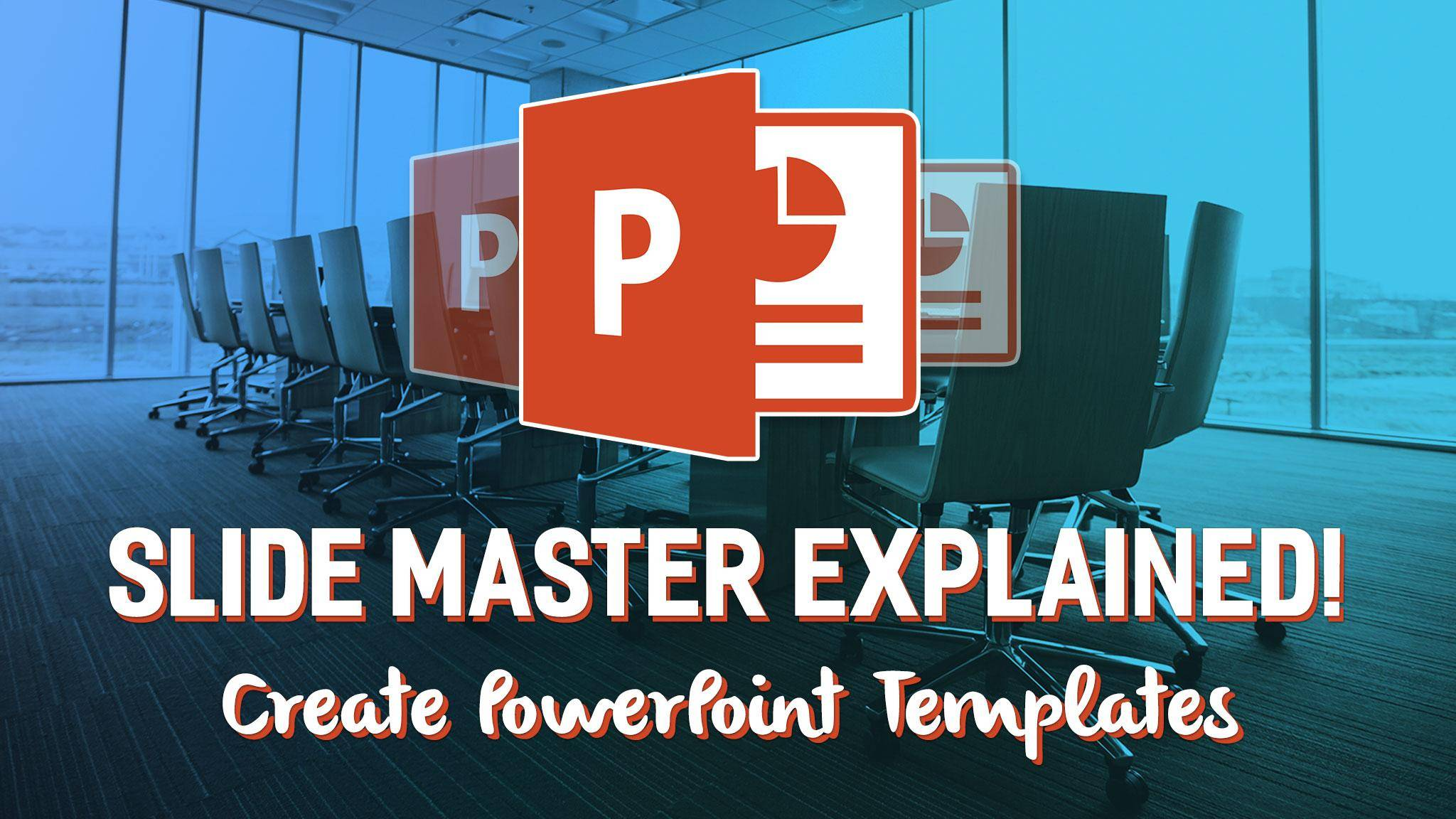 Powerpoint Master Slide Templates