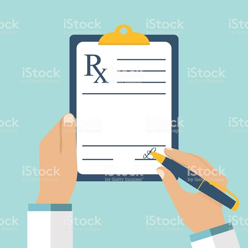 Prescription Pad Template Download