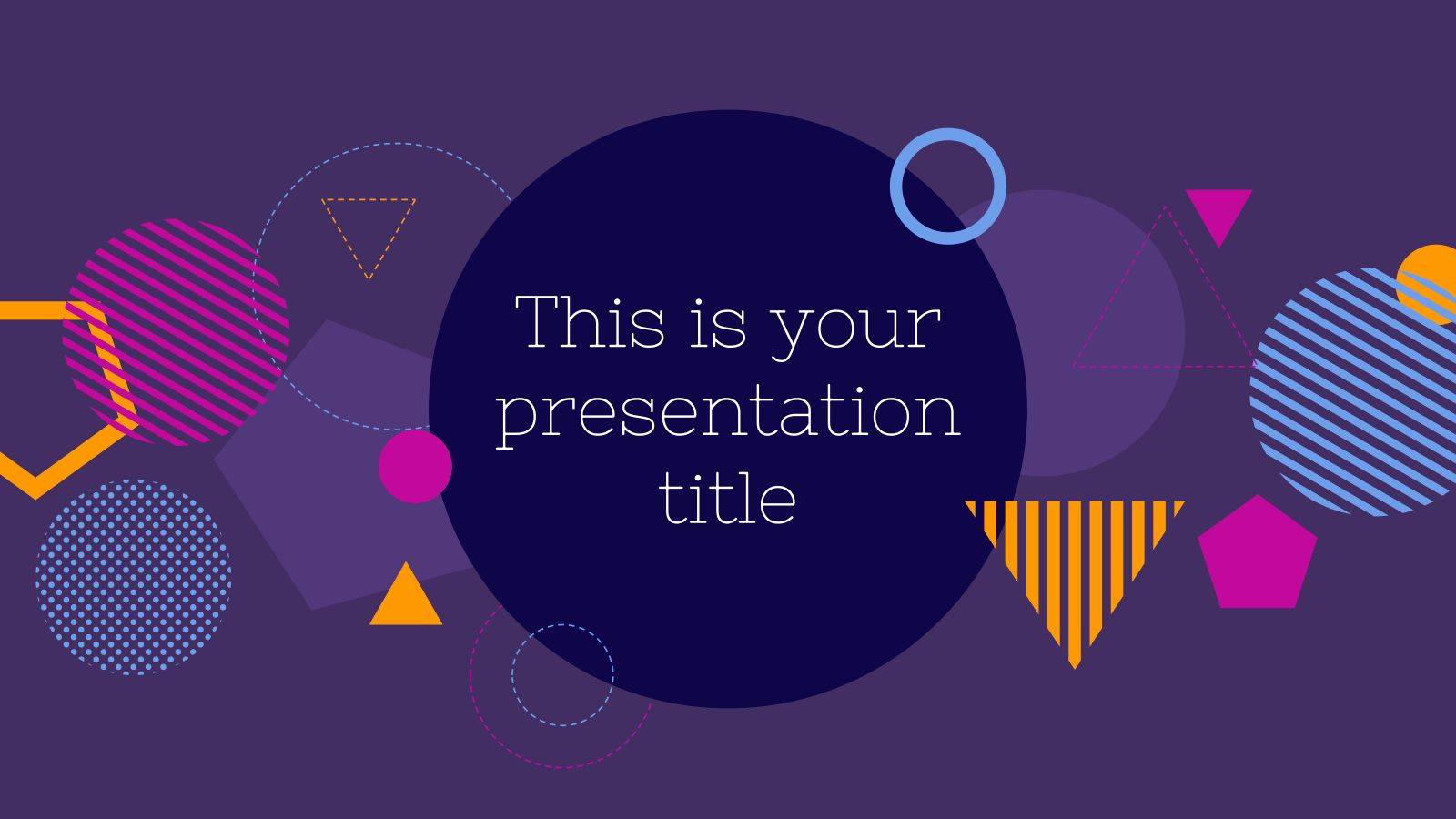 Presentation Slides Templates Free Download Powerpoint