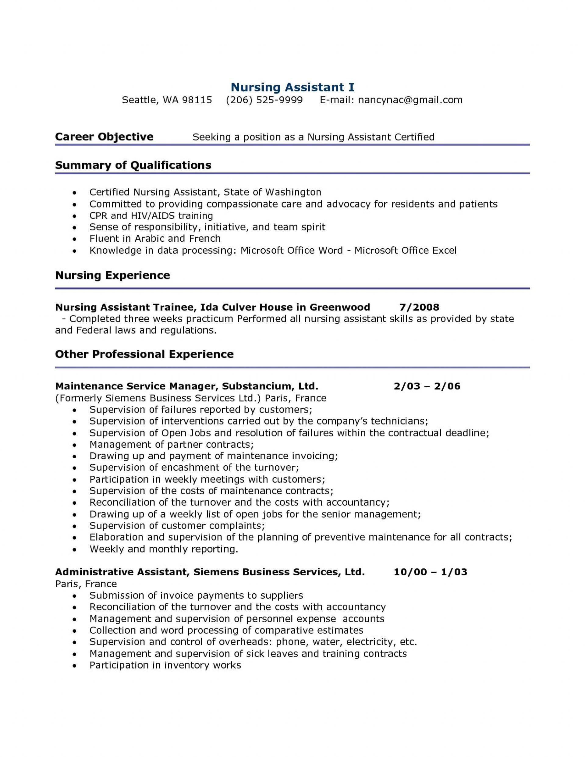 Professional Resume Template Word 2010 Templates 126239