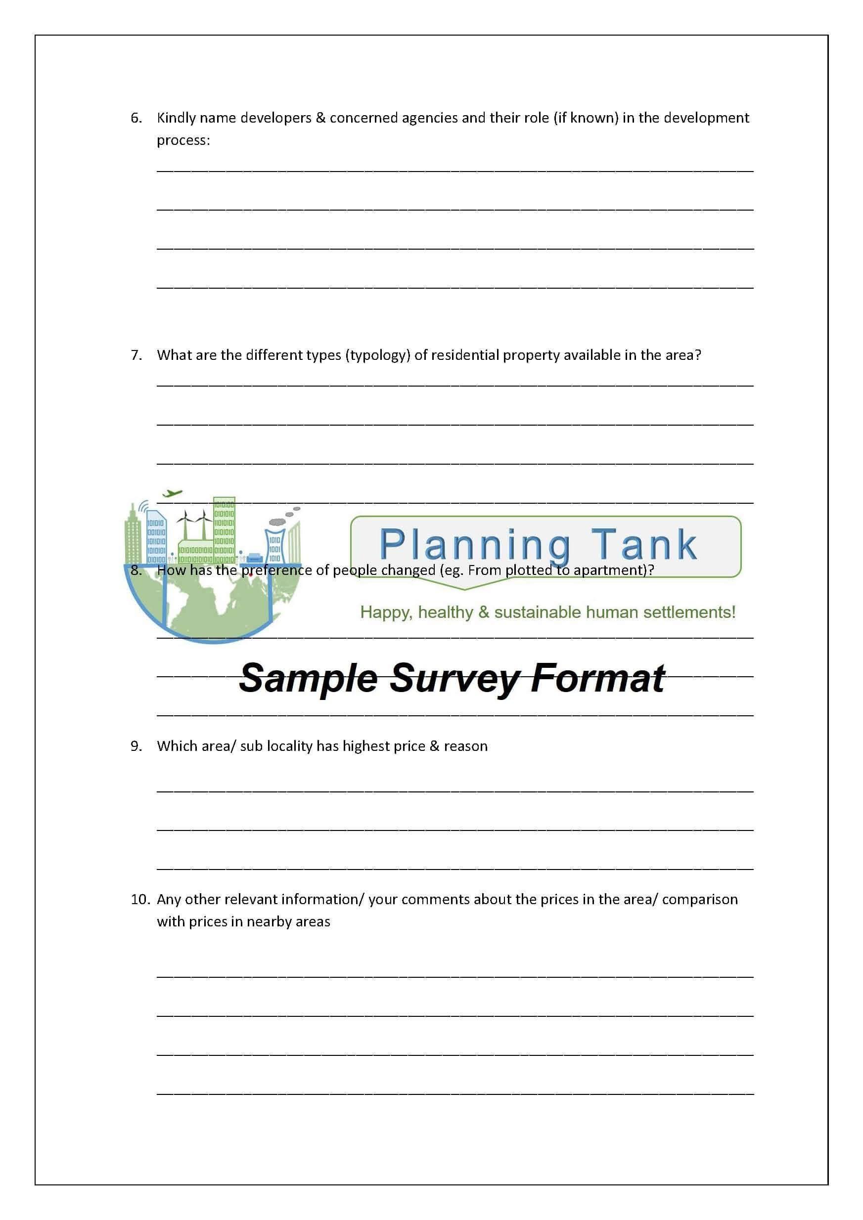Questionnaire Template Survey Monkey