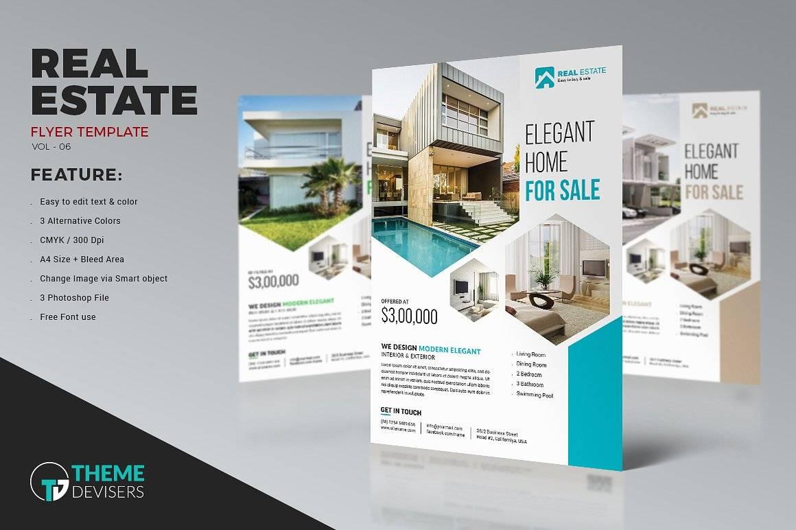 Real Estate Ad Templates